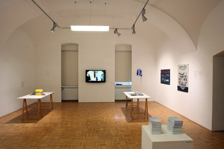 Forever Young exhibition view